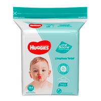 Huggies Toallas Humedas One and Done 184 Unidades