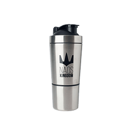 Shaker 600 ML - Acero Inoxidable Crown