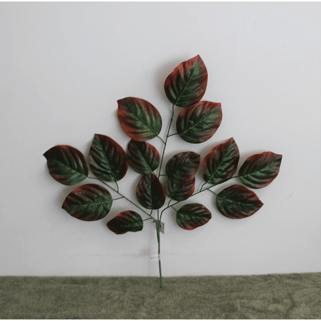 Ramo de hojas 7