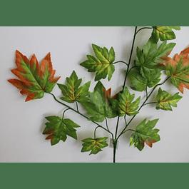Ramo de hojas 8