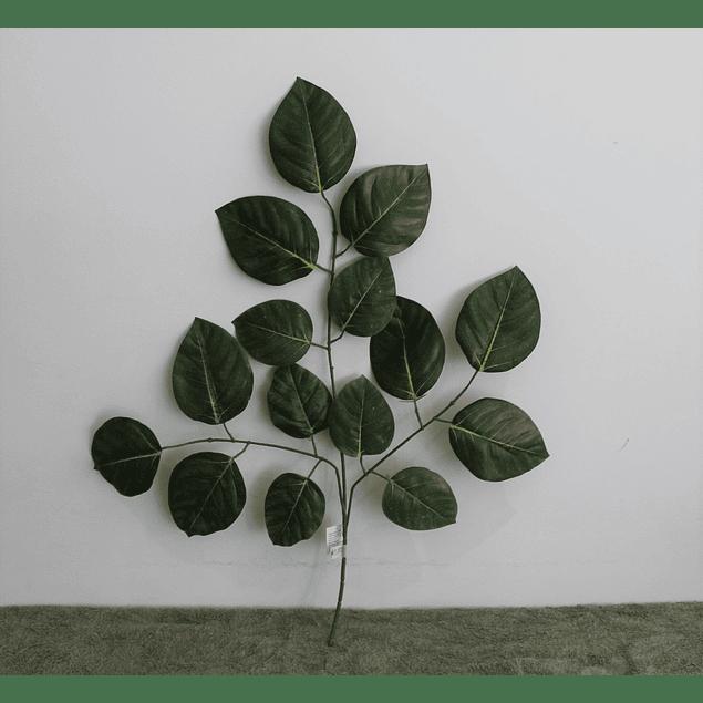 Ramo de hojas 9