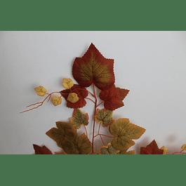 Ramo de hojas 11