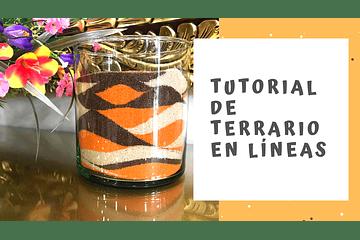 ¡Nuevo video en Youtube: Terrario en líneas!
