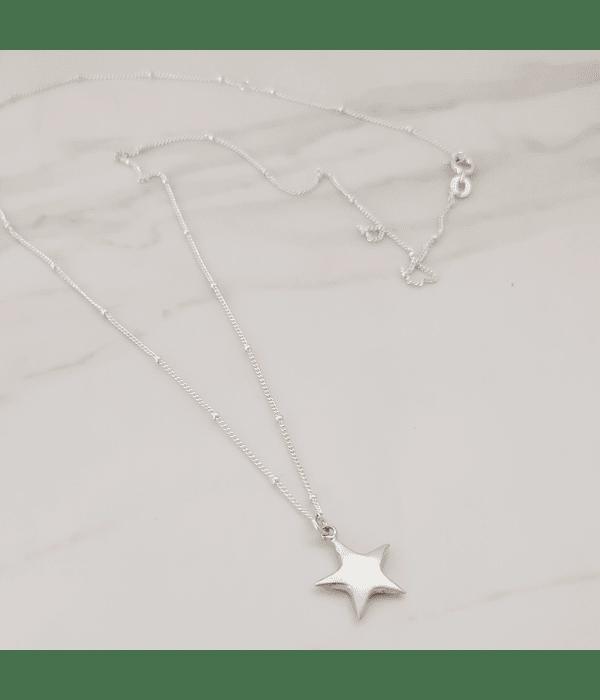 Cadena Estrella Plata L