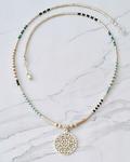 Collar Mar Mandala