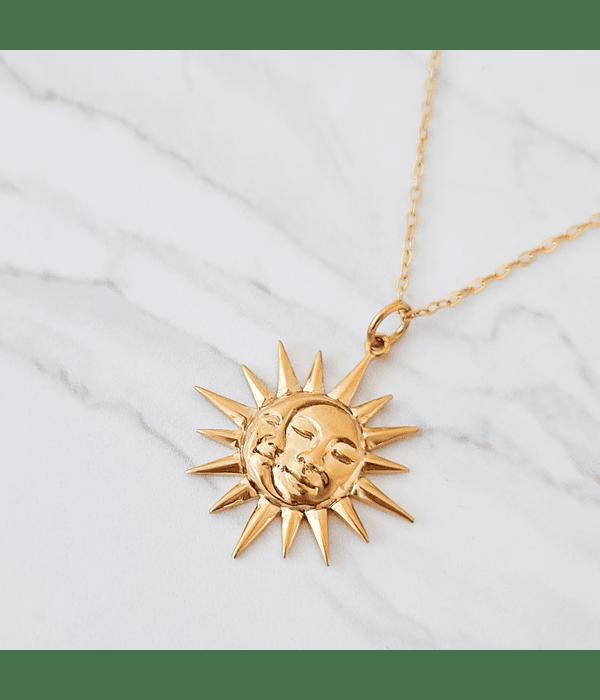 Cadena Luna Sol