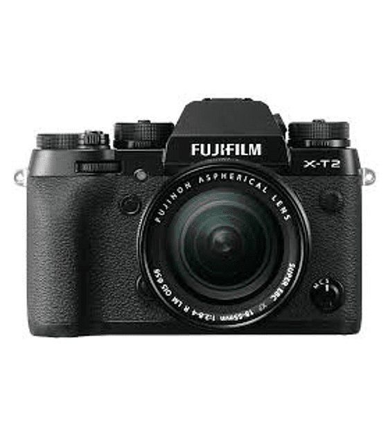 FUJIFILM KIT X-T2 + XF 18-55mm F2.8-4 R LM OIS Mirrorless