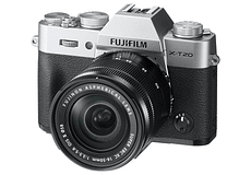 FUJIFILM KIT X-T20 SILVER + XC 16-50mm F3.5-5.6 OIS II Mirrorless