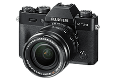 FUJIFILM KIT X-T20 BLACK + XF 18-55mm F2.8-4 R LM OIS Mirrorless