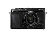 FUJIFILM  X-E3  BLACK Mirrorless