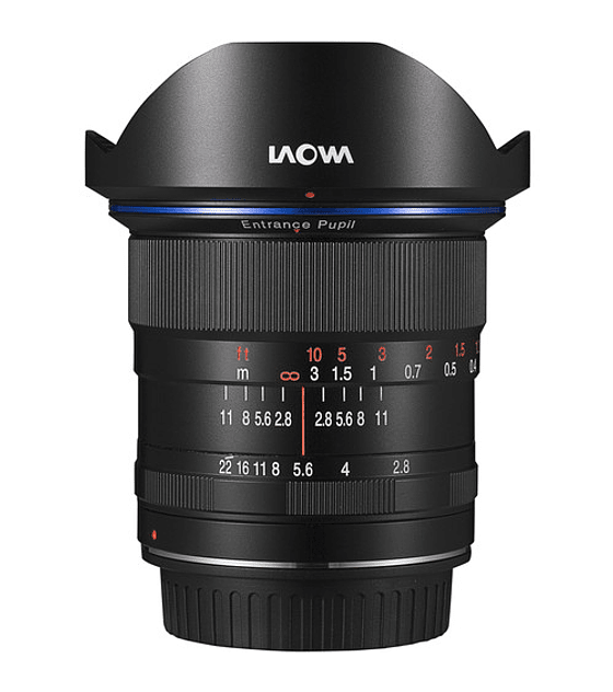 Venus Optics LAOWA para Nikon 12mm F2.8 D- ZERO