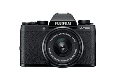 FUJIFILM KIT X-T100 BLACK + XC 15-45mm F3.5-5.6 OIS ZP Mirrorless