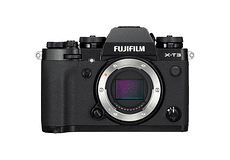 NUEVA!  FUJIFILM  X-T3 Body Black Mirrorless