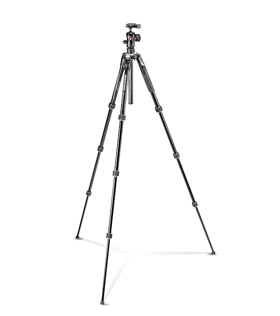 Manfrotto Trípode KIT Befree Advanced Travel