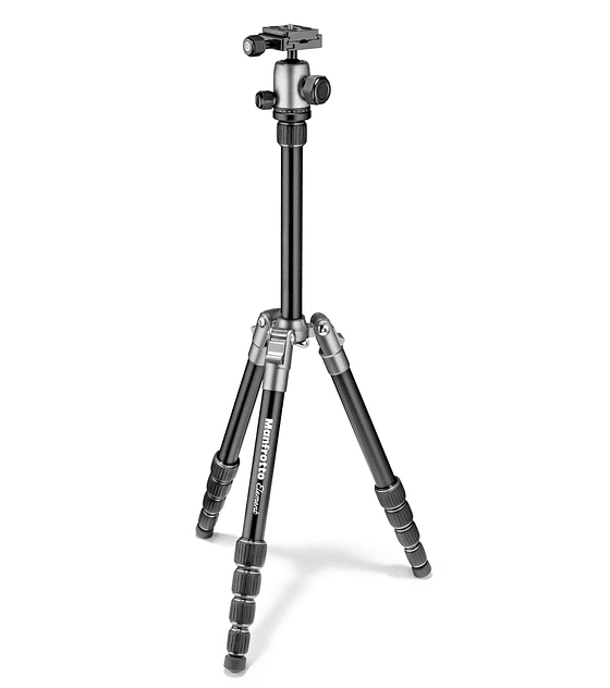 Manfrotto Trípode KIT Element Traveler Small Grey