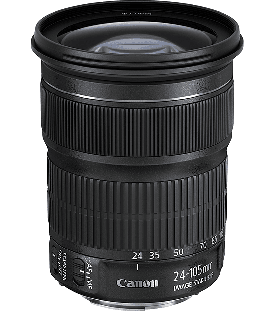 CANON EF-S 24-105mm f3.5-5.6 IS II