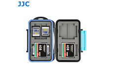 JJC Estuche para Tarjetas de Memorias 8SD + 4CF