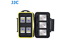 JJC Estuche para Tarjetas de Memorias 4SD+ 3XQD