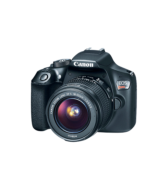 CANON EOS REBEL T6 + EF 18-55mm