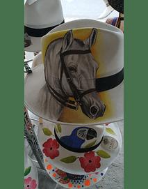 sombreros de caballos