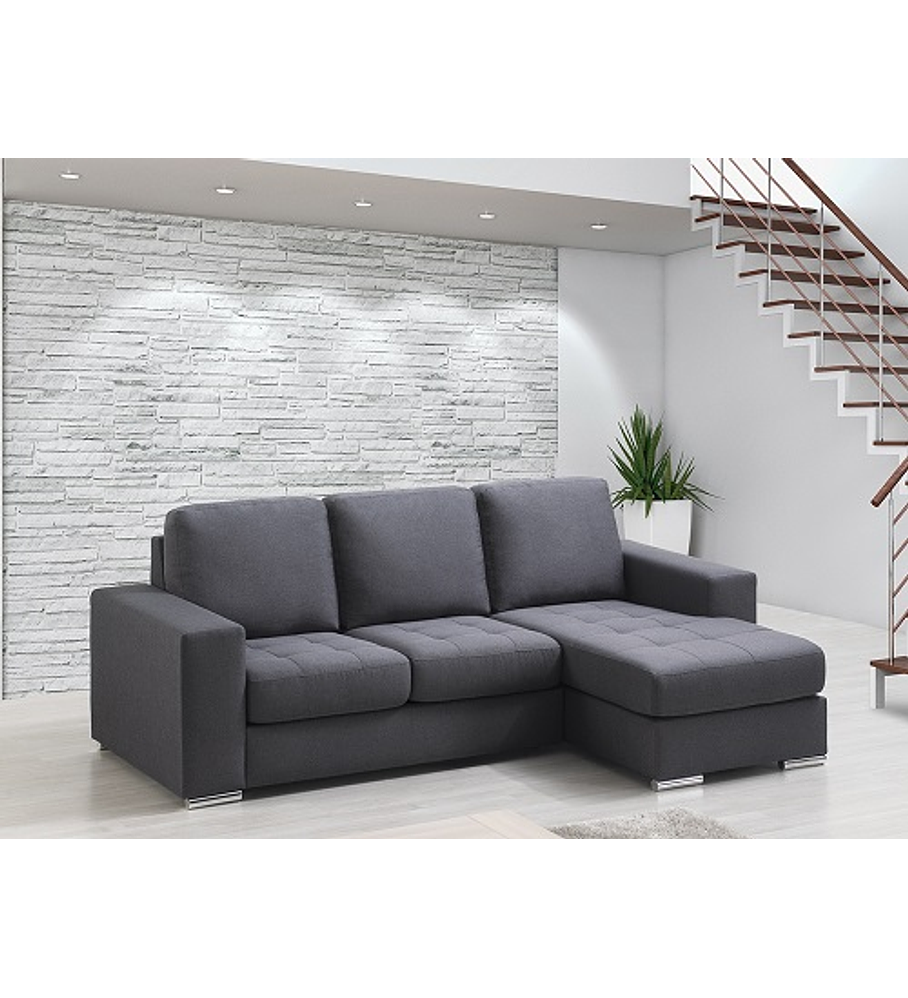 Sofá Army Chaise Long 2 Lugares