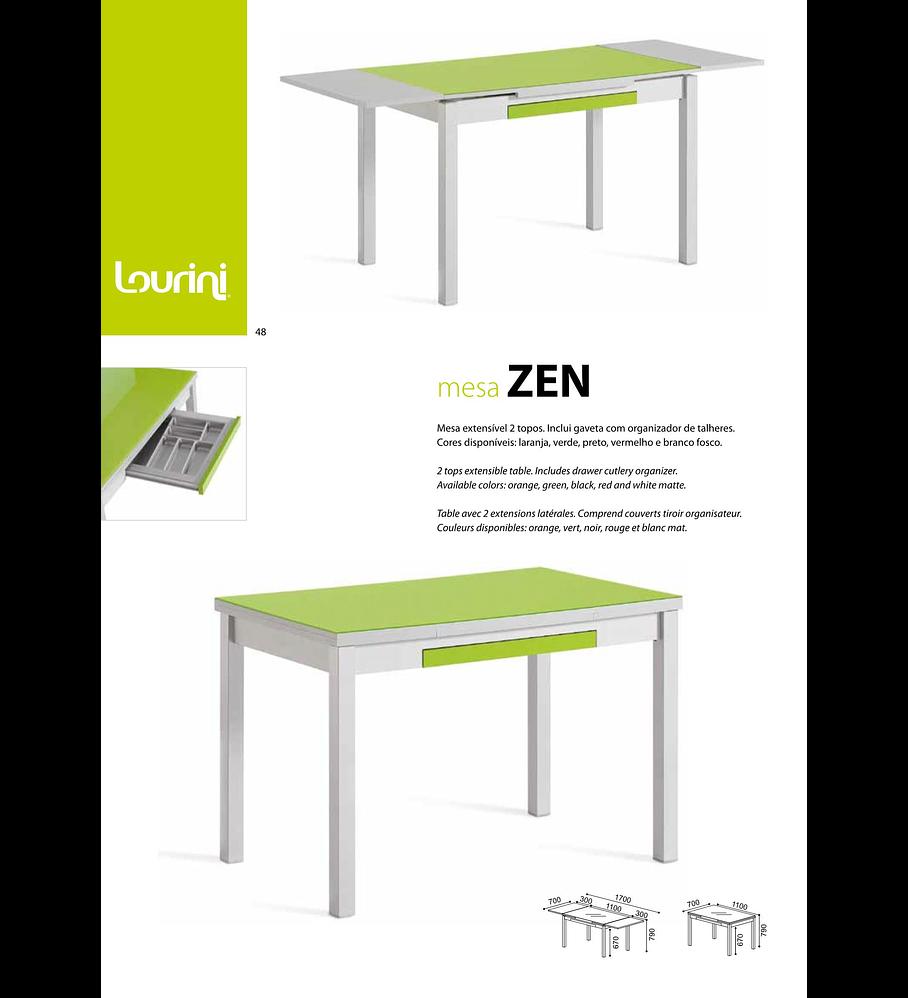Mesa Extensível Zen