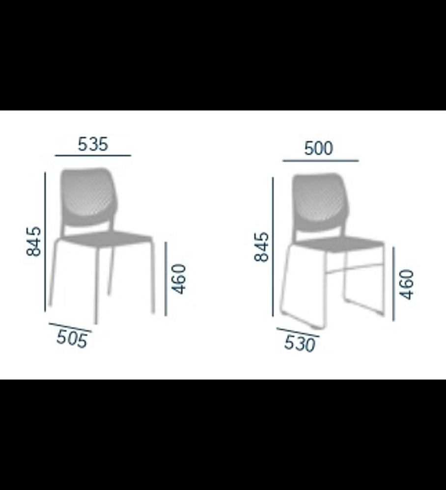 Cadeira Apoio Criz