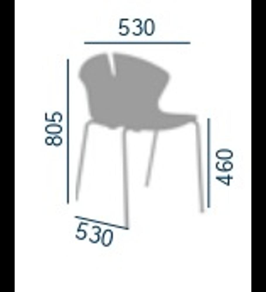 Cadeira Apoio Onor