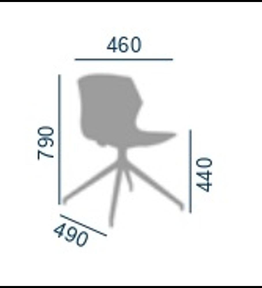 Cadeira Apoio Alva click e veja outros desta linha