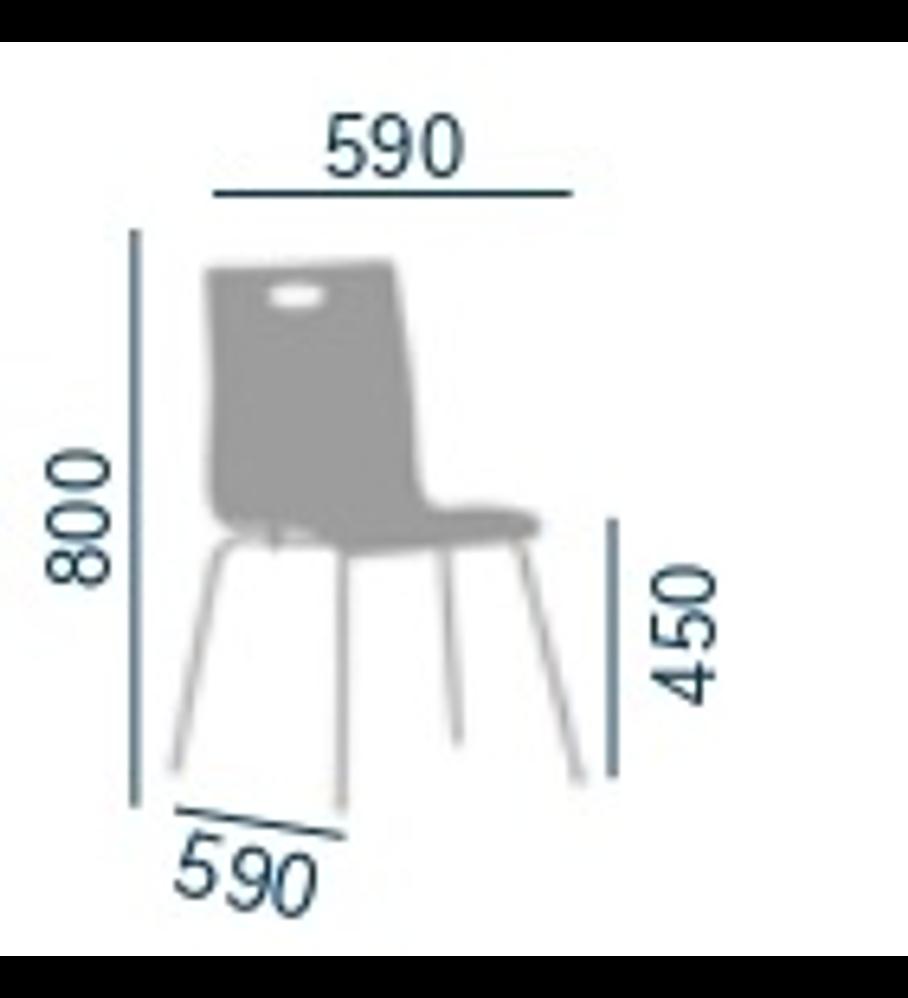 Cadeira Apoio Málaga