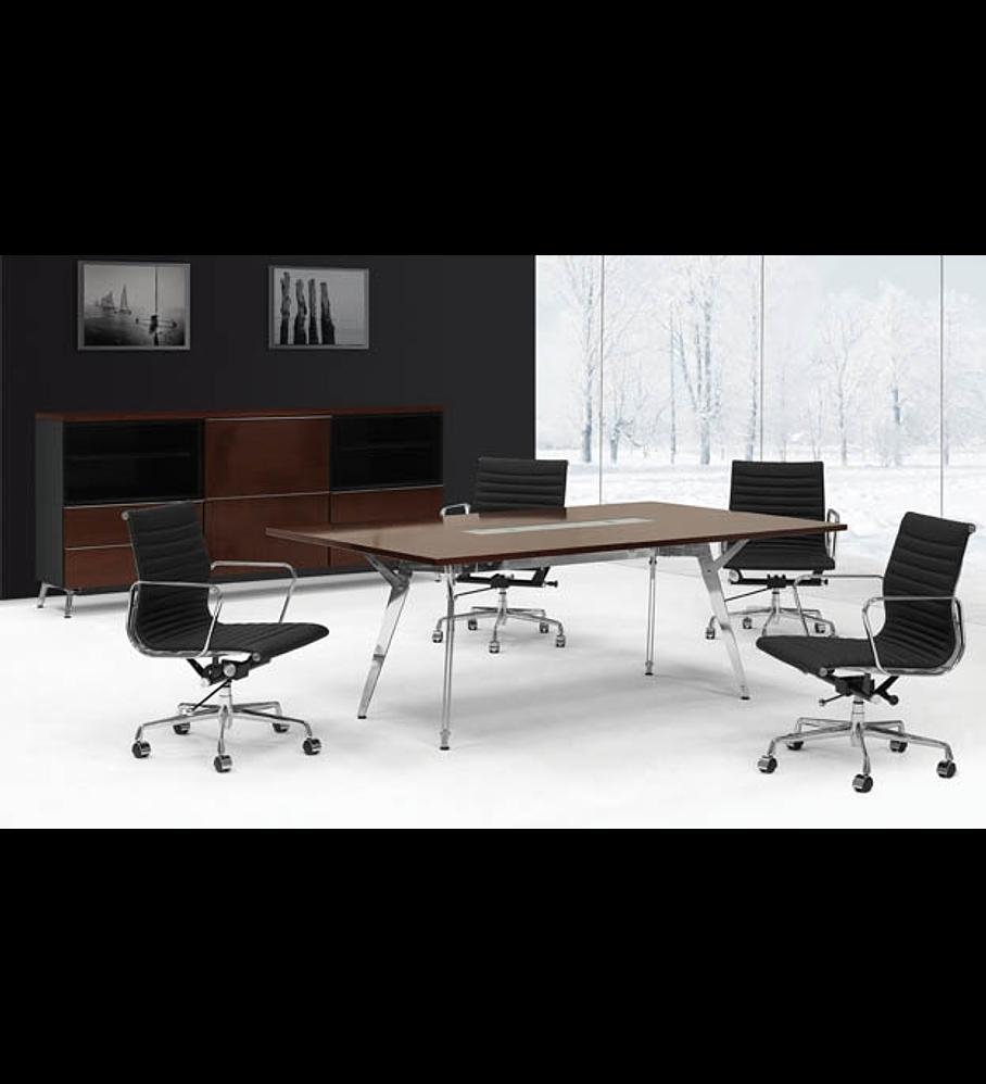 Mesa de Reunião Luk