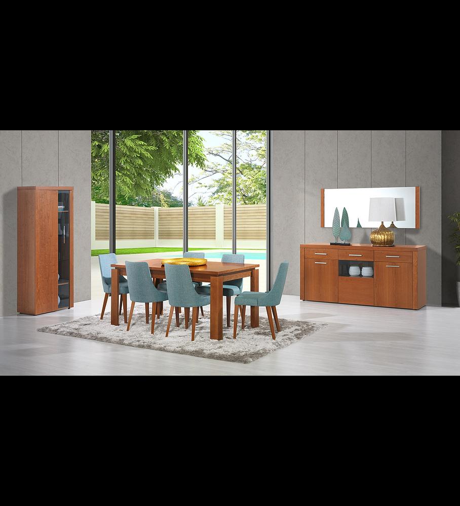 Sala de Jantar Completa Mónaco Cerejeira