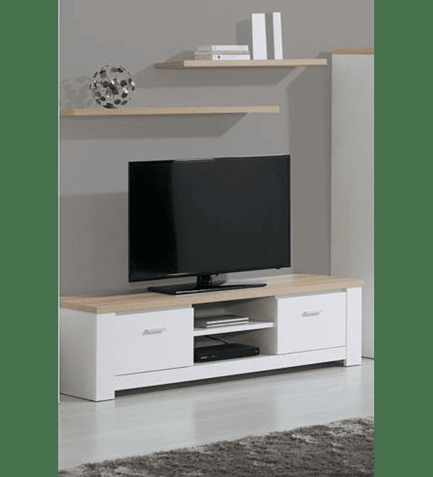 Base TV Florença Branco Carvalho