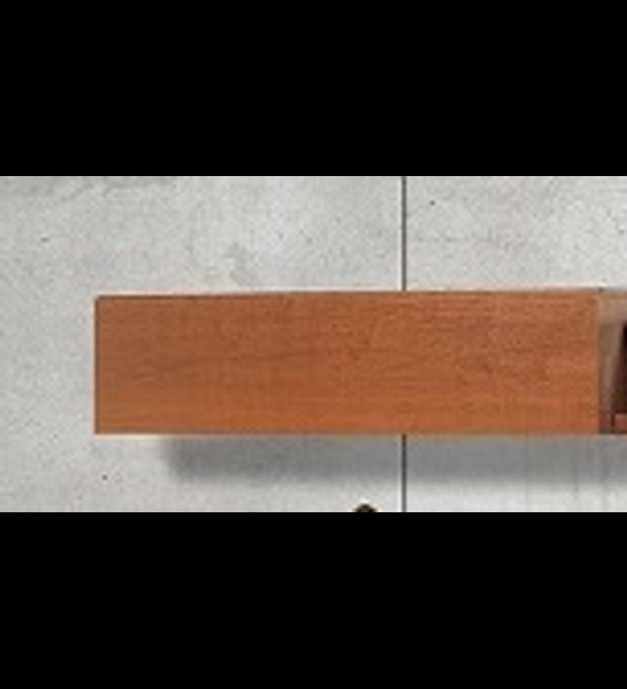 Base TV Mónaco Cerejeira 120cm e 1 Gaveta