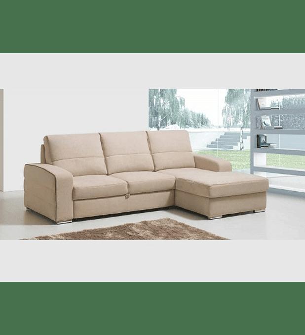 Sofá Jordan 3 Lugares e Chaise