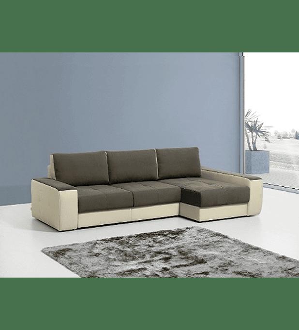 Sofá Lucho 3 Lugares e Chaise