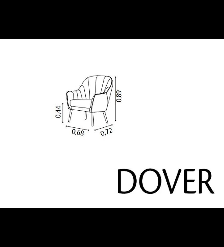 Cadeirão Dover