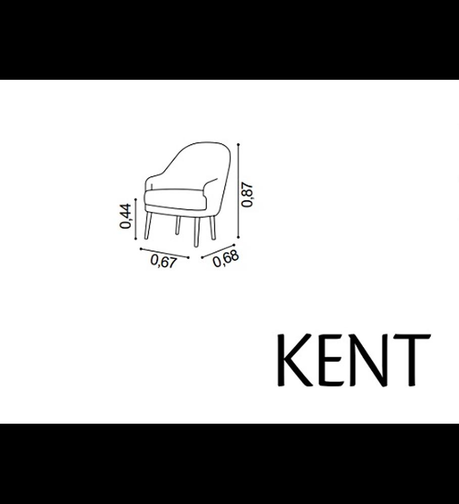 Cadeirão Kent