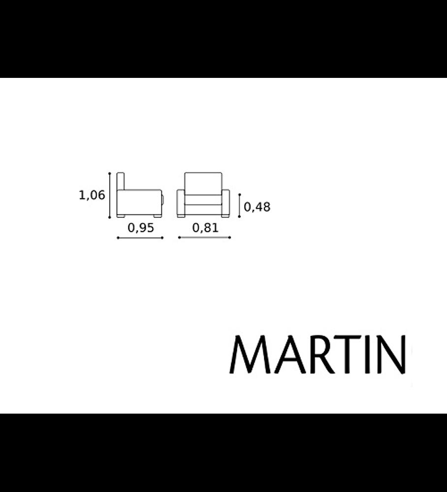 Cadeirão Martin Manual