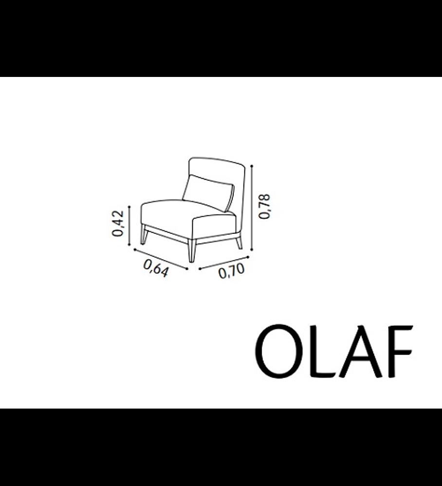 Cadeirão Olaf