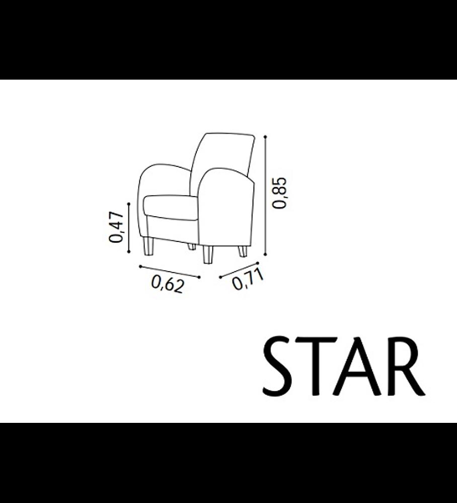 Cadeirão Star