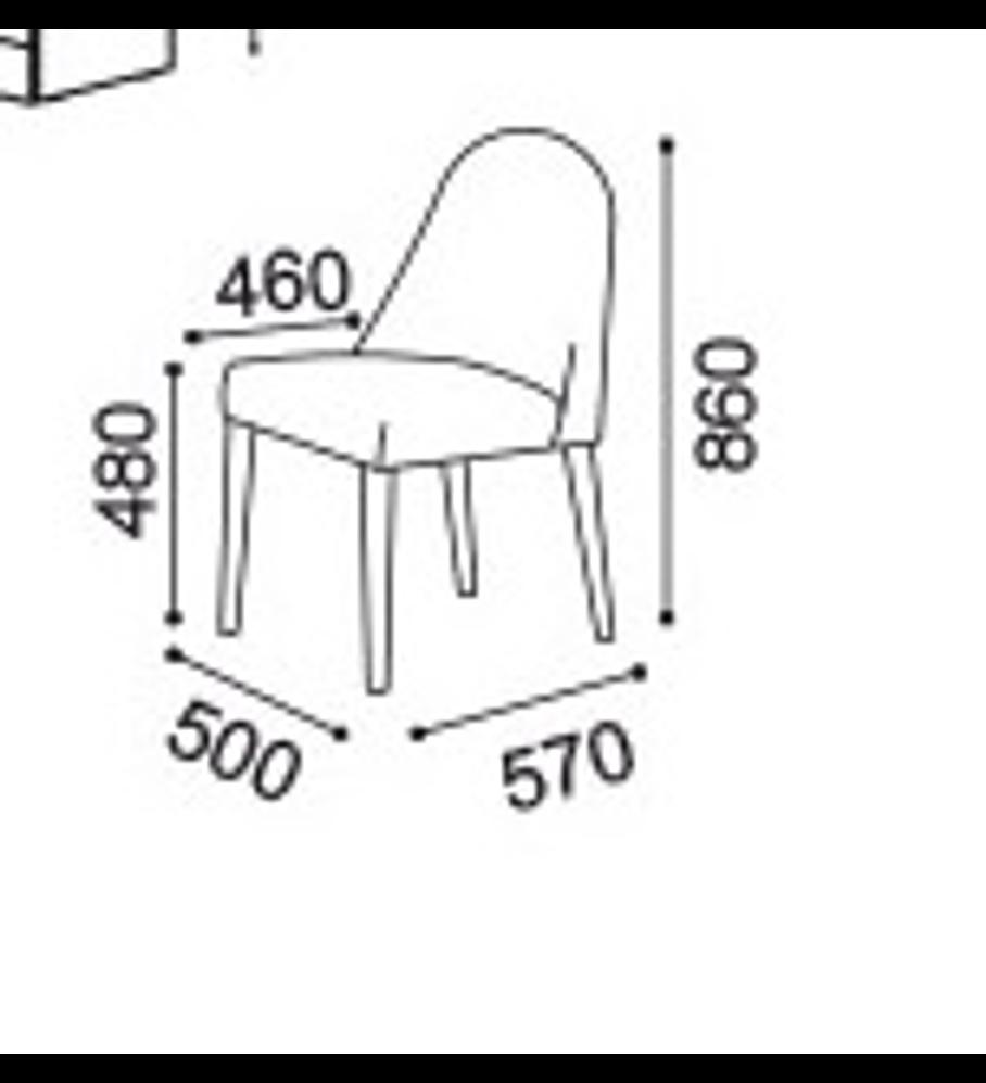 Cadeira Sea Mónaco Branco