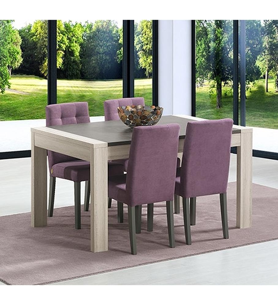 Mesa Sala Estoril Oak