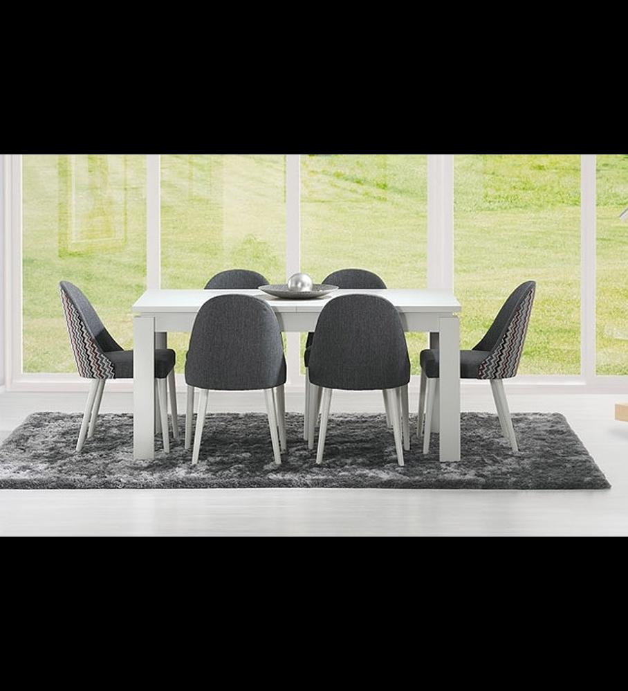 Mesa Sala Mónaco Branco