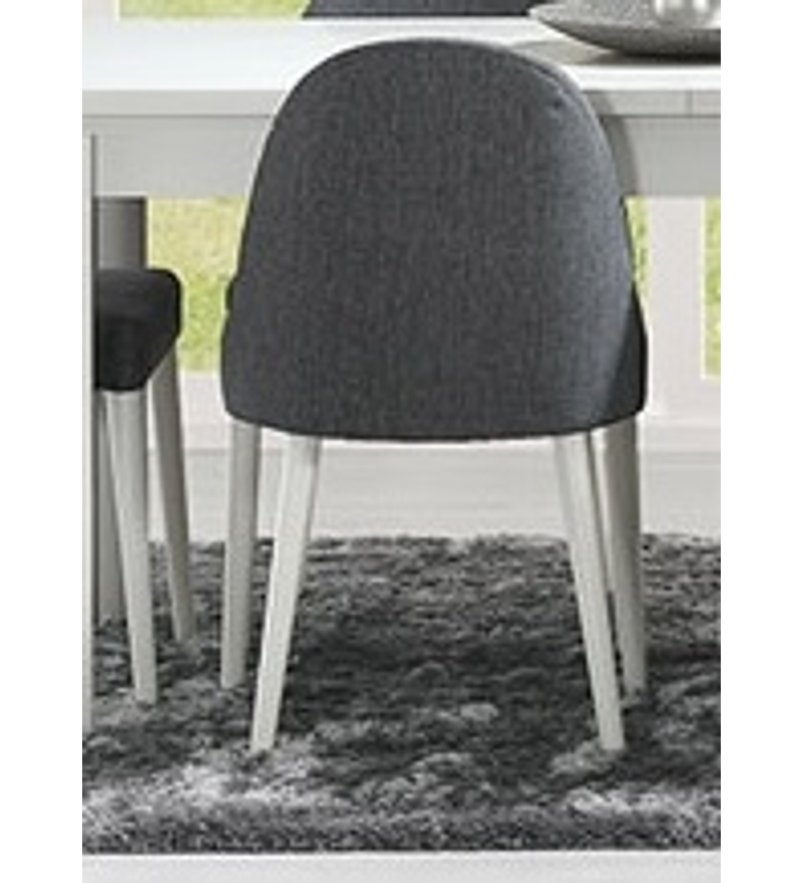 Cadeira Sea Madrid Nogal Branco