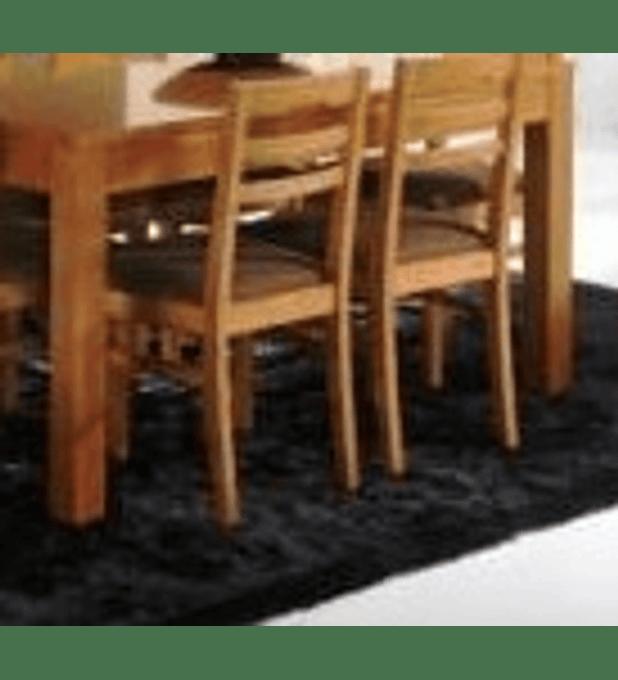 Cadeira Tróia Pinho Escurecido