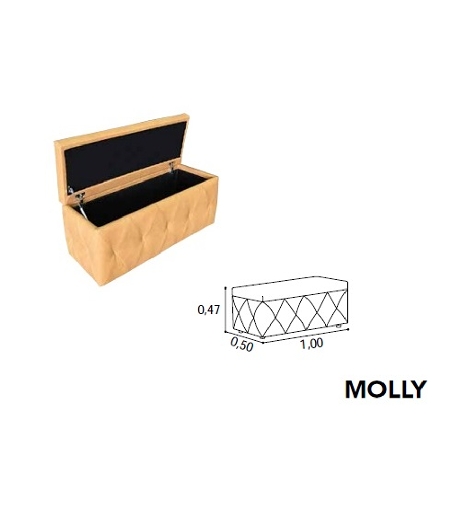 Banqueta  Molly