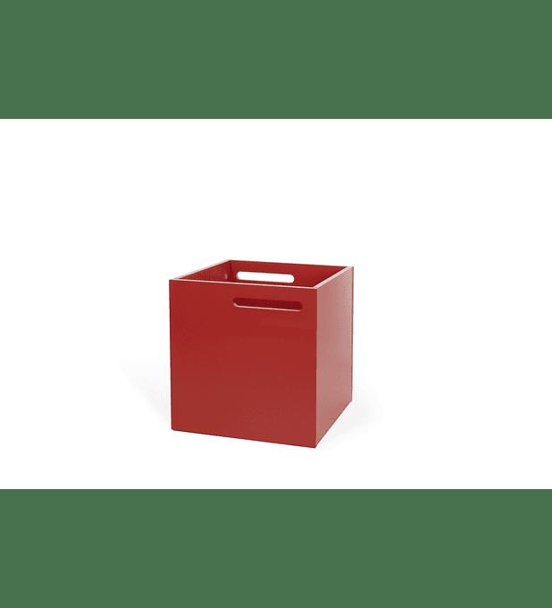 Caixa Berlin Vermelho Mate