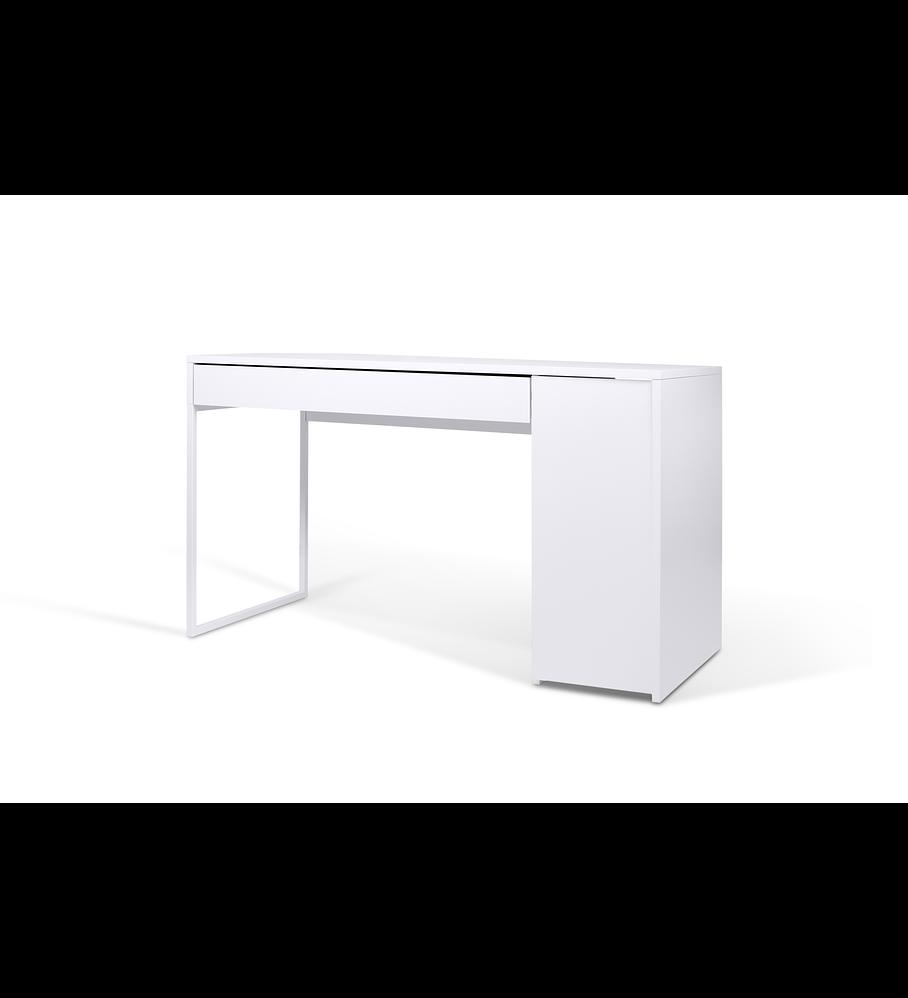 Prado Branca / Metal Branco(Sem Montagem 20% Desconto)