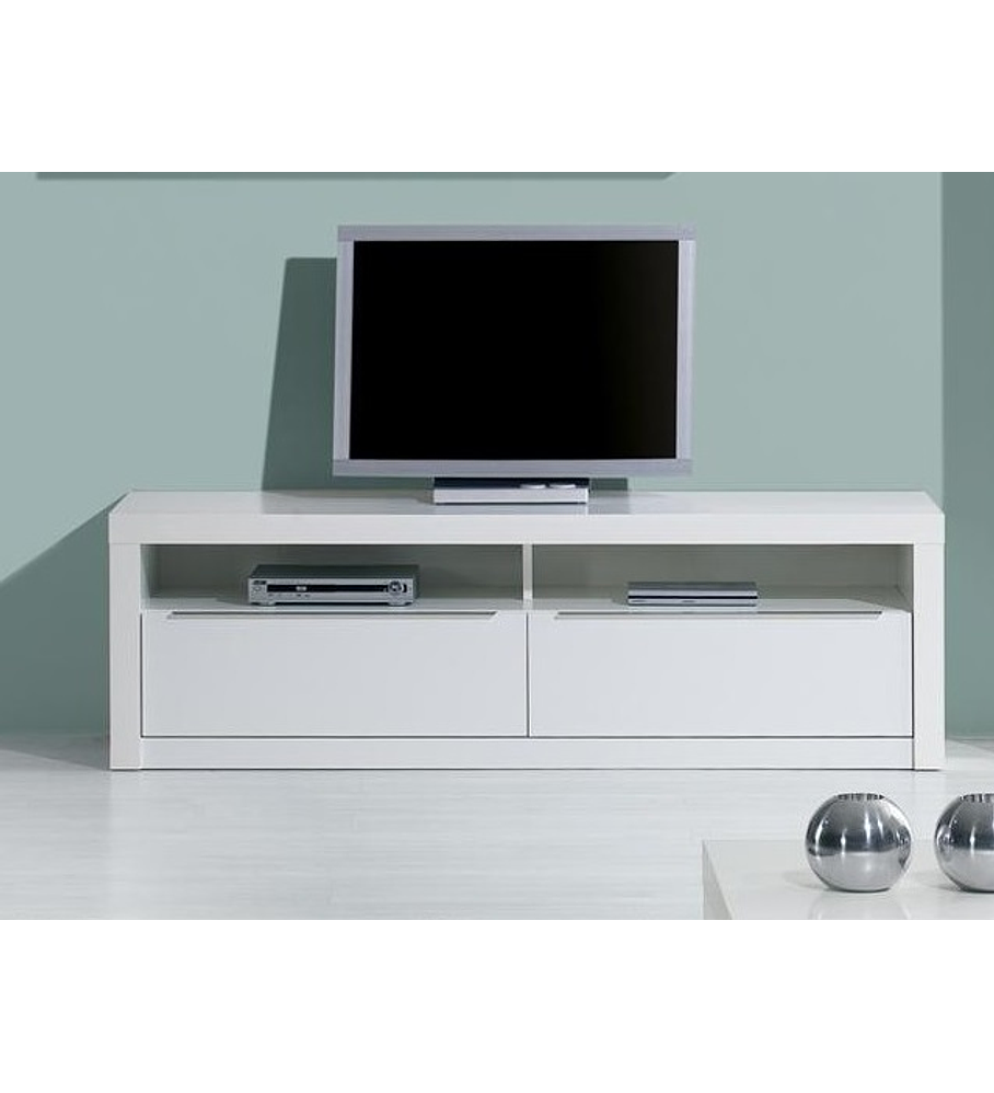 Base TV Baviera Branco